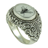 Fly Specimen Ring