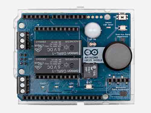 Arduino LUCKY SHIELD
