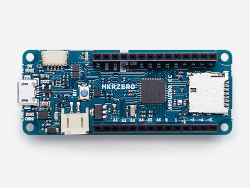 Arduino mkrzero with headers store usa