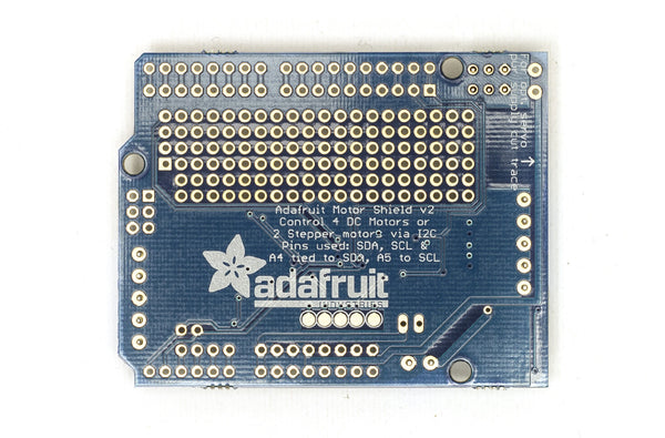Adafruit Motor Stepper Servo Shield V2 3 Arduino Store Usa