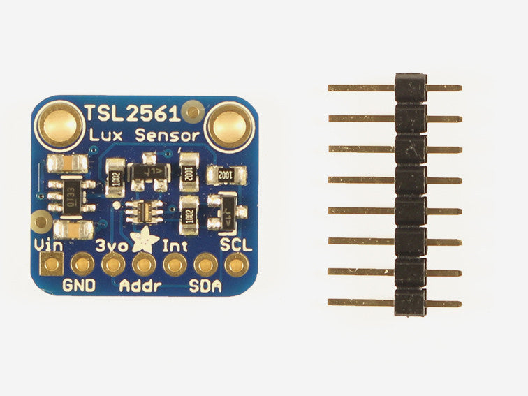 Adafruit TSL2561 Digital Luminosity / Light Sensor