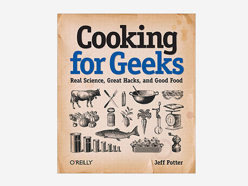 Cooking for Geeks - Book