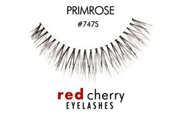 747s Red Cherry Lashes (Primrose)