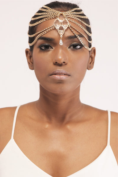 Soka Headpiece