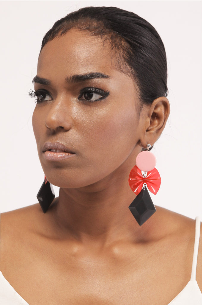 Melasti Malam Earrings - House of Jealouxy