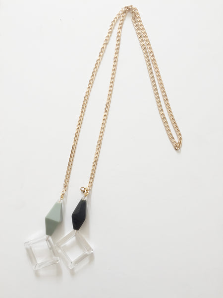 Amara 23 Belt Necklace
