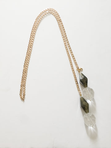 Amara 8 Belt Necklace