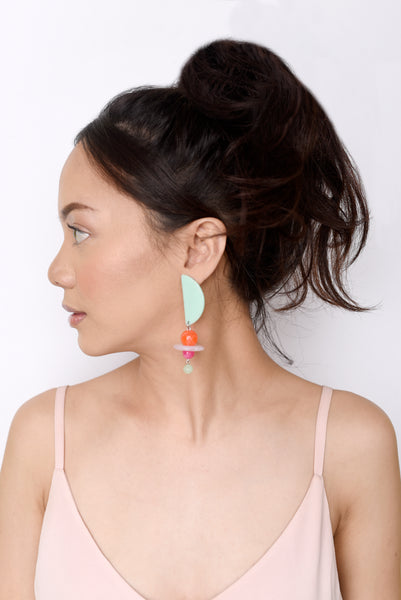 Leda Earrings