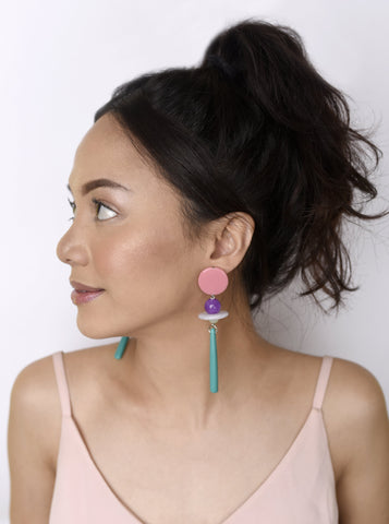 Portia Earrings - House of Jealouxy