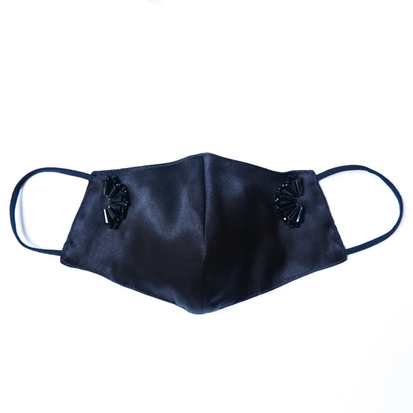 Satin Mask Black 5