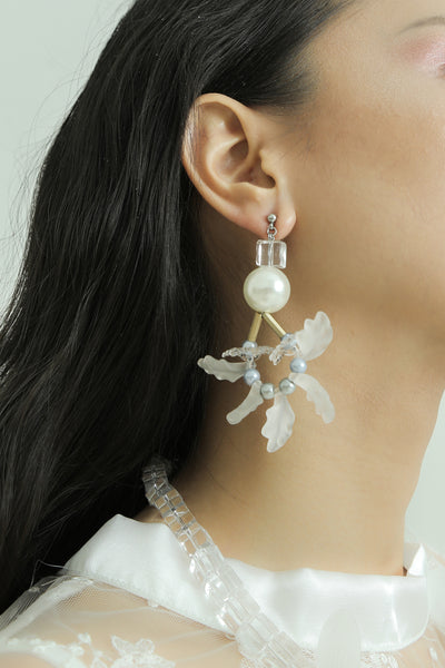 Edelweiss Earrings - House of Jealouxy