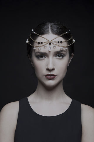 Tuscany Headpiece - House of Jealouxy