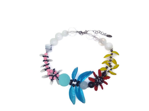 Flower Power 5 Necklace