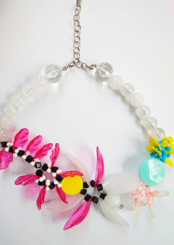 Flower Power 8 Necklace
