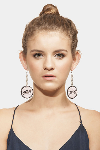 Girl Gang  Earrings