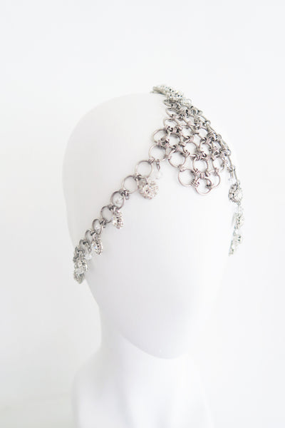 Pandawa Diamant Headpiece - House of Jealouxy