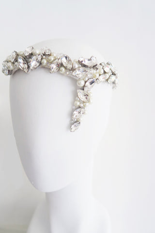 Stella Pearl Headpiece - House of Jealouxy