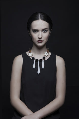 Asti Necklace - House of Jealouxy