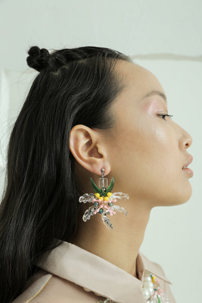 Putri Malu Earrings