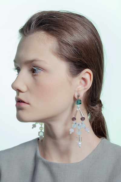 Louise Earrings - House of Jealouxy