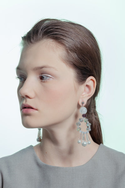 Marie Earrings - House of Jealouxy