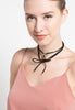 Ring Wrap Choker - House of Jealouxy