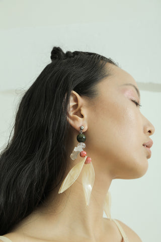 Seruni Earrings - House of Jealouxy
