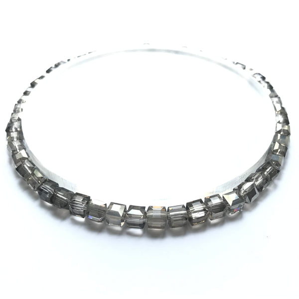 Versailles Grey Necklace
