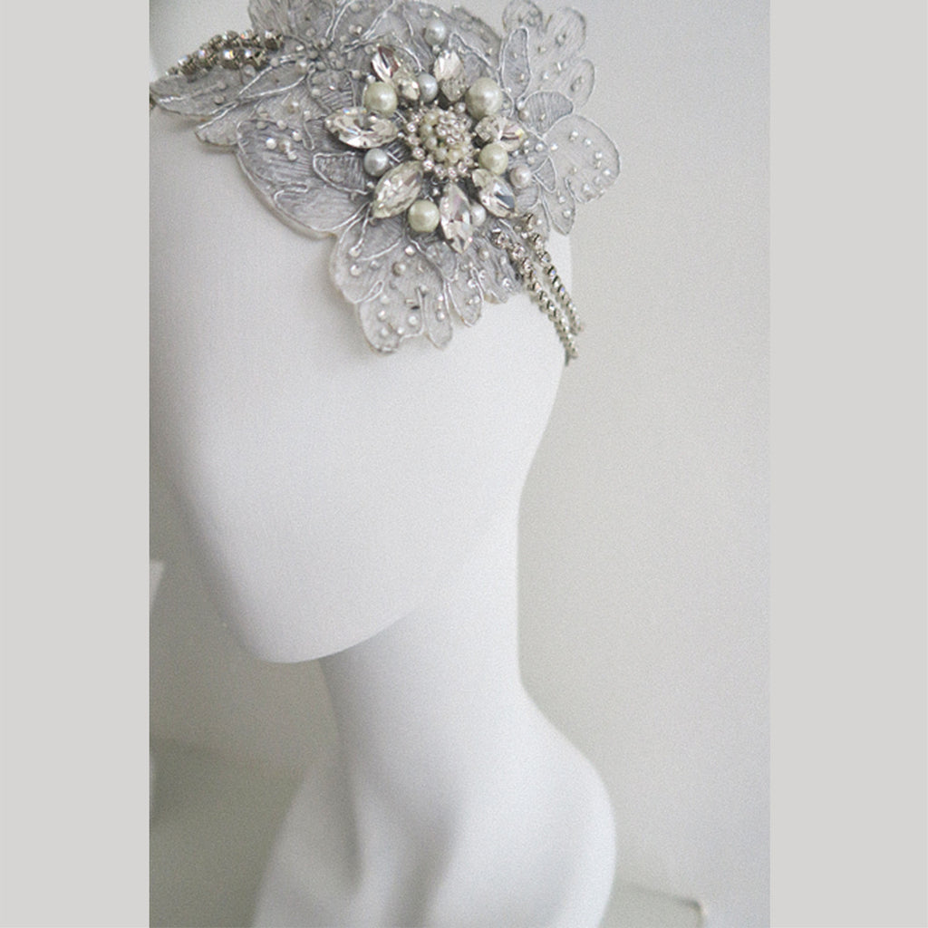 Farida Headpiece - House of Jealouxy