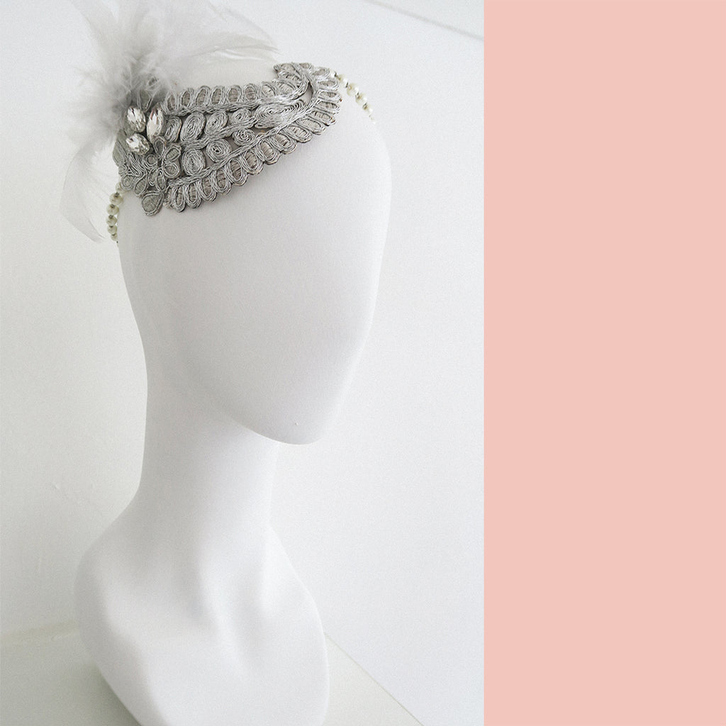 Aline Headpiece - House of Jealouxy