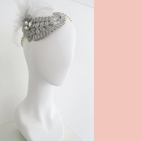 Aline Headpiece