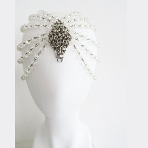 Amandine Headpiece