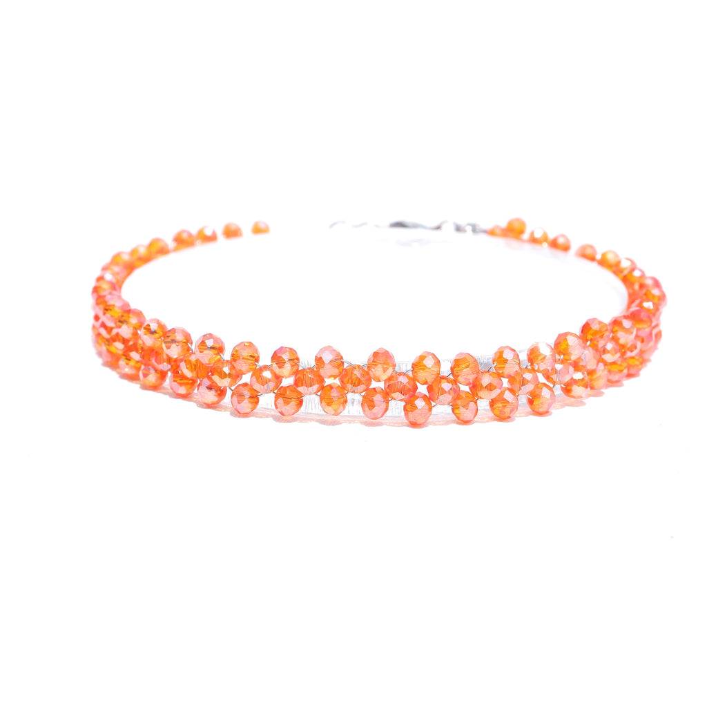 Karma Lily Orange Choker