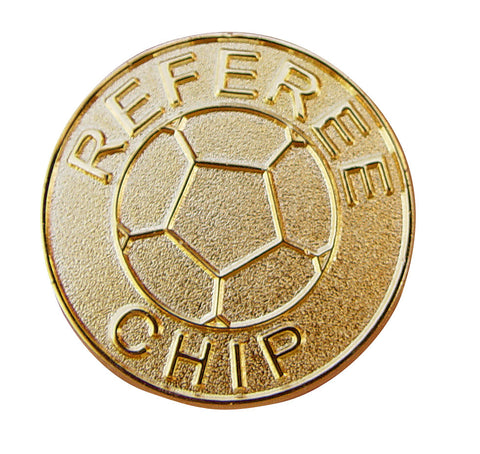 Golden Referee Coin