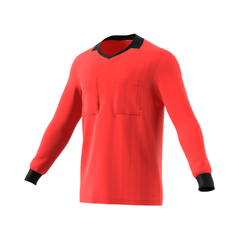 Adidas 2018 Red Jersey Long-Sleeve