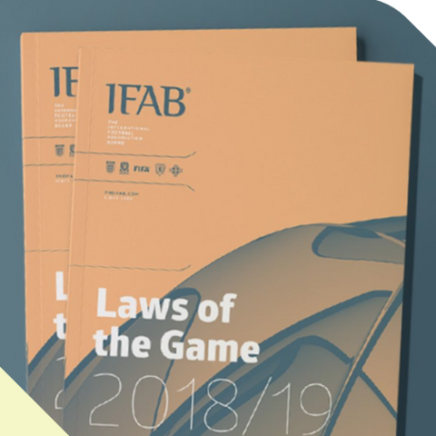 Laws of the Game 2018-2019