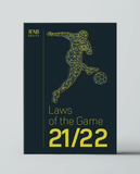 Laws of the Game 2021-2022