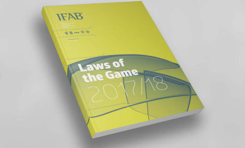 Laws of the Game 2017-2018