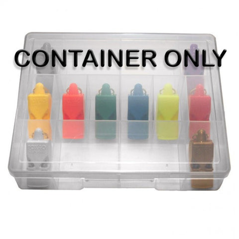 Whistle Container