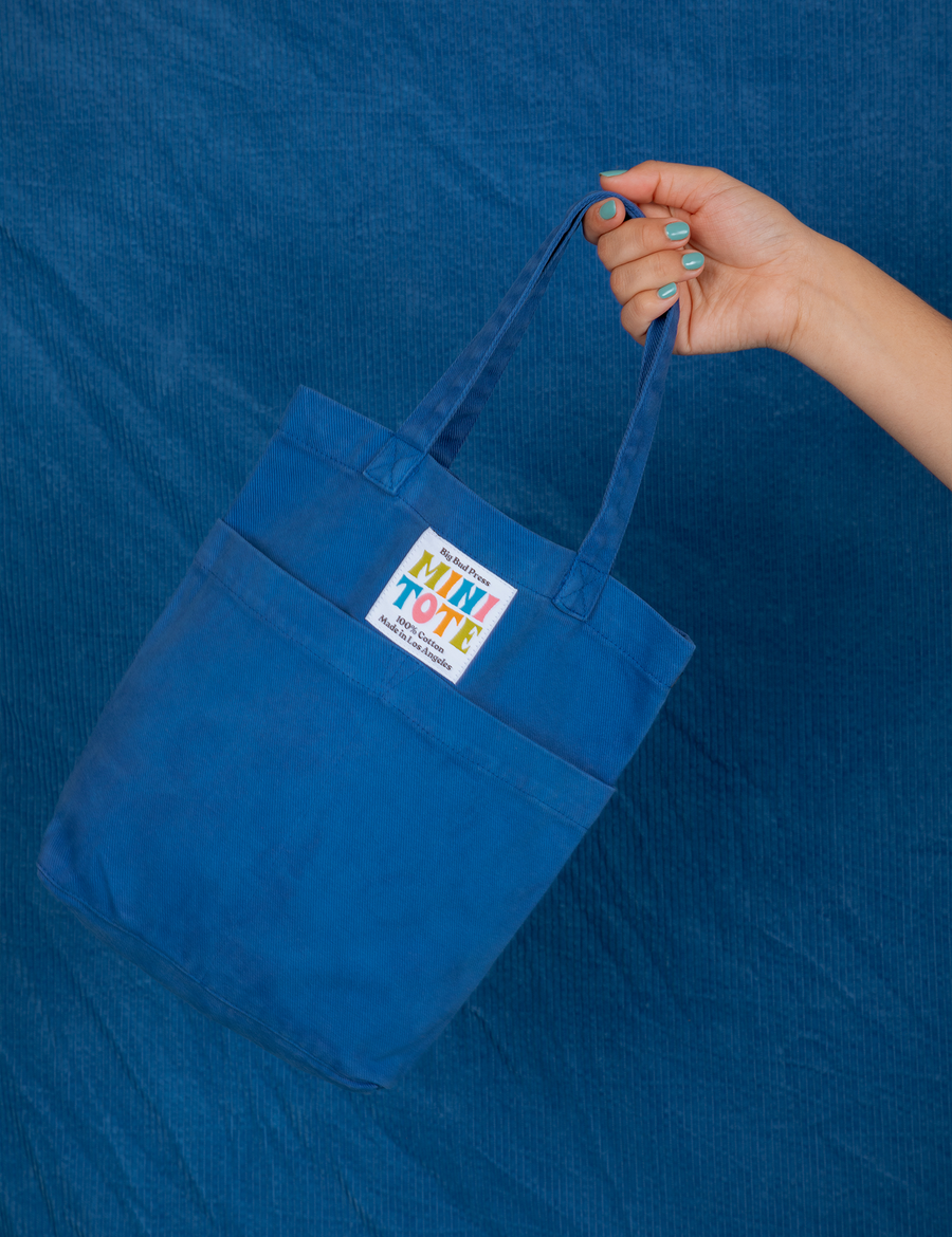 Mini Tote Bags (more colors)
