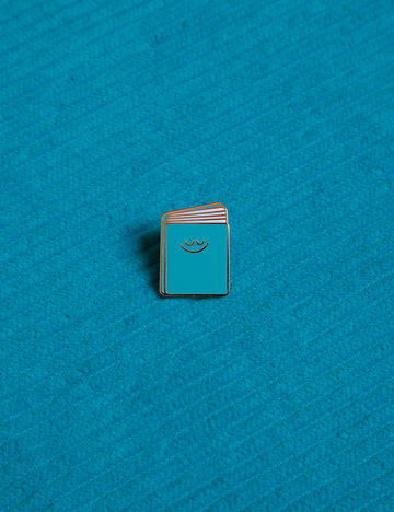 Book Baby Pin