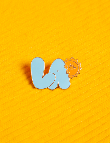 Los Angeles Pin