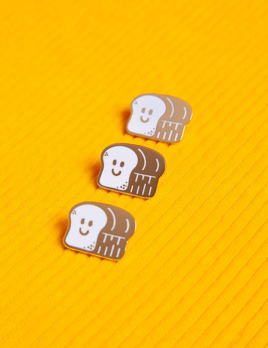Bread Baby Pin