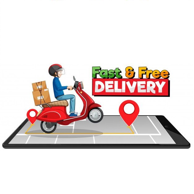 Free Delivery in Phnom Penh