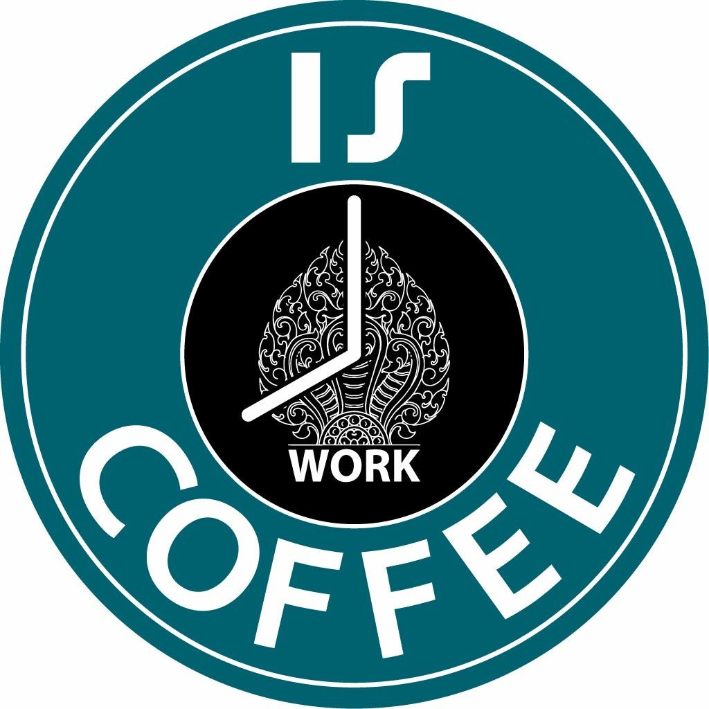 IS WORK COFFEE | Born to make startup easy!