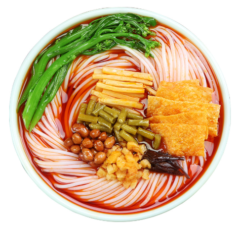 F039 Snail Rice Noodle 350g with Snail (Serve) - i-s-mart.com | No.1 Branded Online Shop in Cambodia