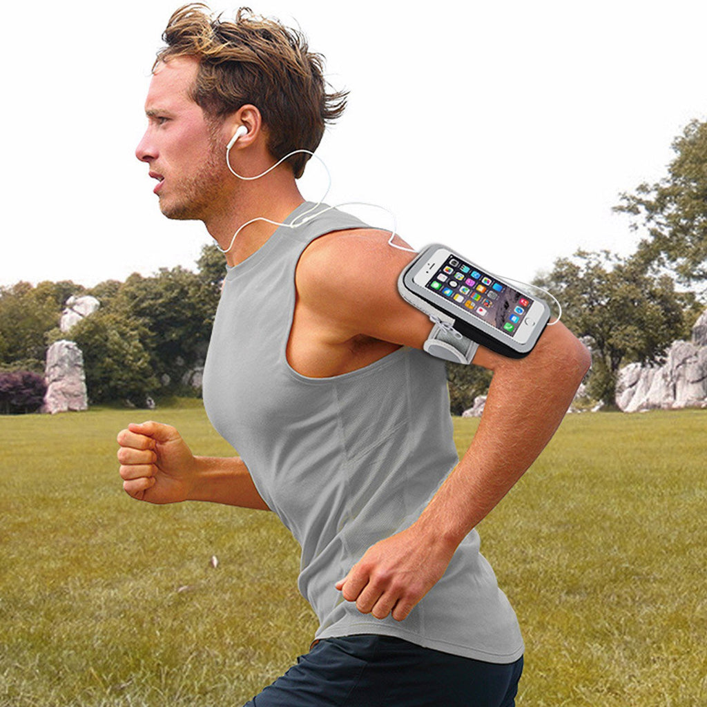 i947 Sports Running Jogging Gym Armband Arm Band Case Cover For iPhone - i-s-mart.com | No.1 Branded Online Shop in Cambodia