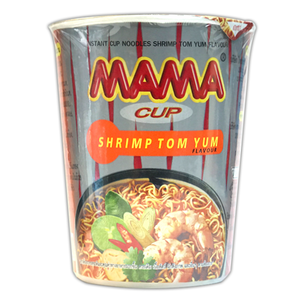 Cup Noodles Tom Yum Shrimp - i-s-mart.com | No.1 Branded Online Shop in Cambodia
