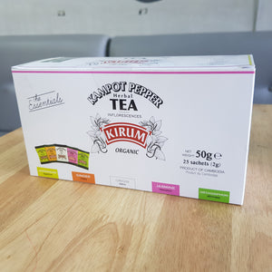 Kirum Kampot Pepper Tea Box 50g