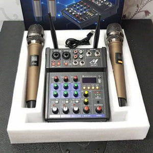 i1169 Mixer with Two Microphone